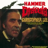 Hammer presents Dracula with Christopher Lee Vinyl (sold out)
